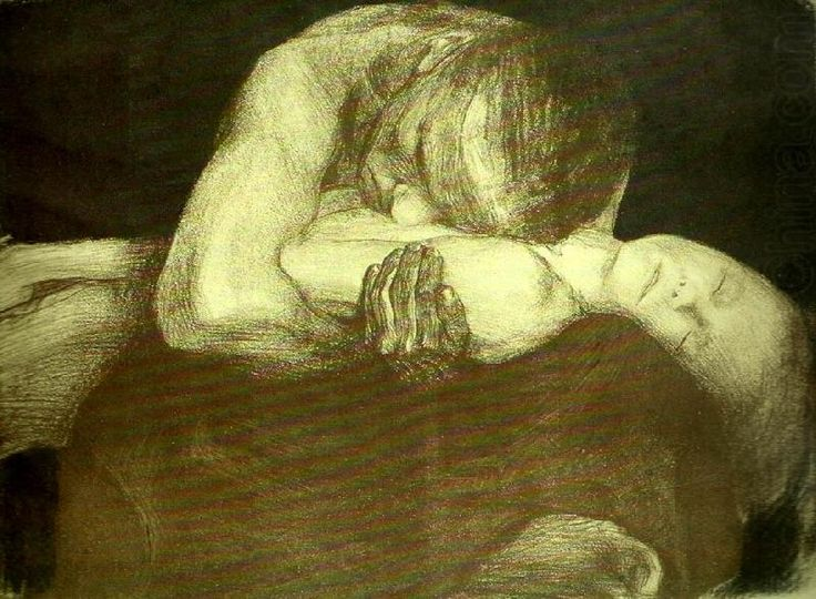 All kathe kollwitz's Oil Paintings - INDEX -