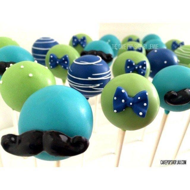 little man cake pops - Google Search