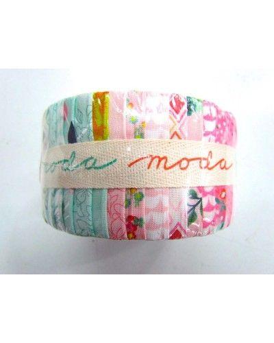 Moda Fresh Cut Jelly Roll - $59.95