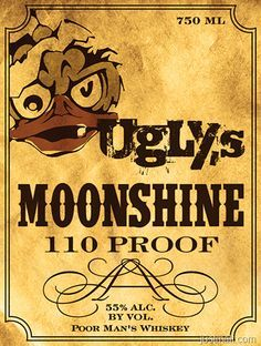 moonshine label template - photo #6