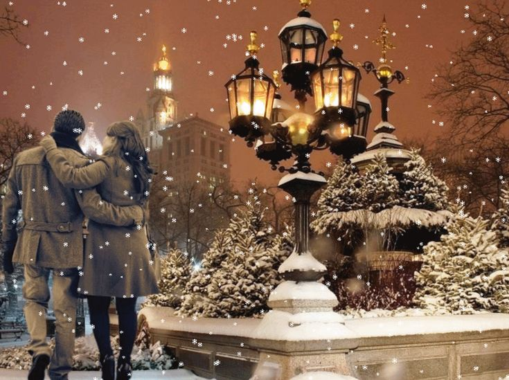 Image result for winter magick animated images