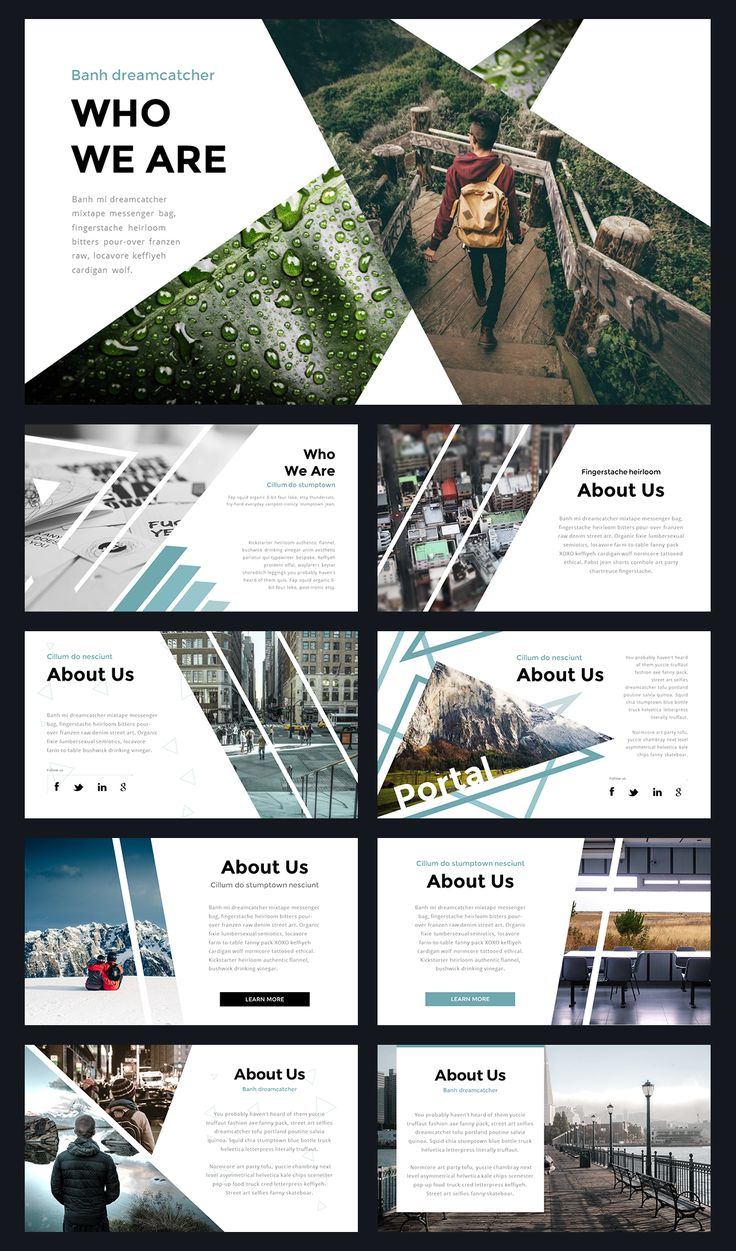 Best 25 create powerpoint template ideas on pinterest create portal modern powerpoint template by thrivisualy on creativemarket toneelgroepblik Choice Image