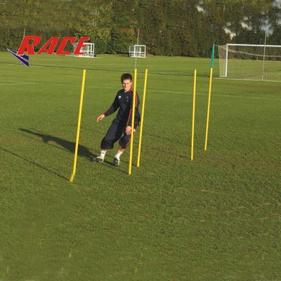 Soccer Training Poles