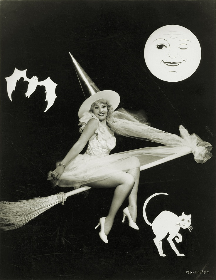 Hollywood vintage witches
