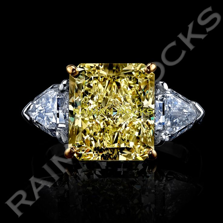Magnificent Y-Z Yellow Diamond Ring   Gall Raiman   Pulse   LinkedIn