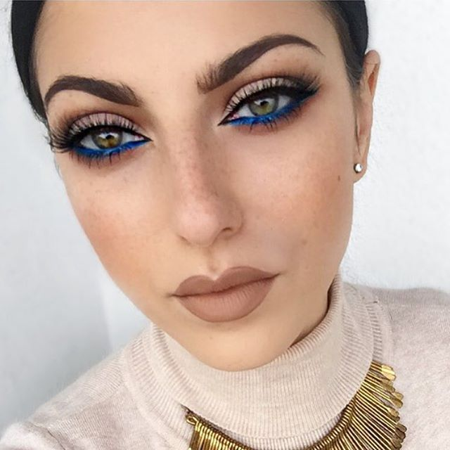 Some neutral lip color #inspo: @ambermdean lined her pout with our Slim Lip Pencil in 'Nude Truffle.' ✨ Sometimes all you need is a little liner to take your lipstick to the next level!