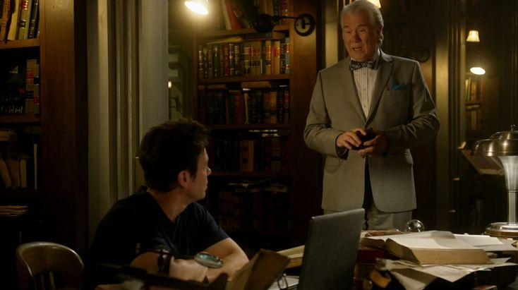 2.03 And What Lies Beneath the Stones - lib203 3066 - The Librarians Screencaps
