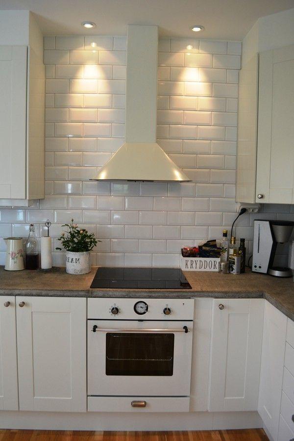 ikea del kakel med fasade kanter k k pinterest ikea. Black Bedroom Furniture Sets. Home Design Ideas
