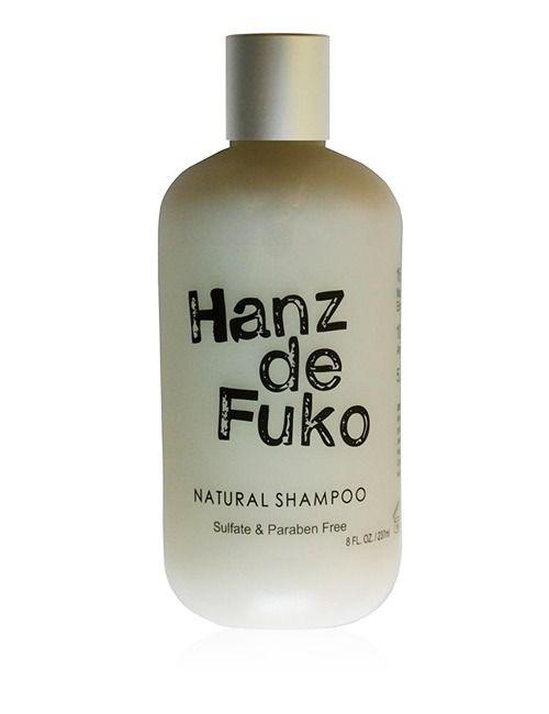 Buy Hanz De Fuko Natural Shampoo 237ml | Sephora NZ - If possible first 2-3 samples !