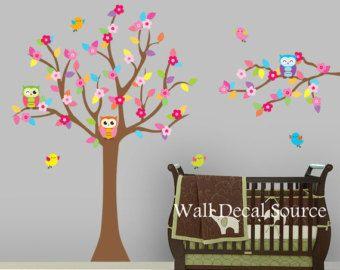 Tatuajes de pared de la guardería etiquetas de por WallDecalSource