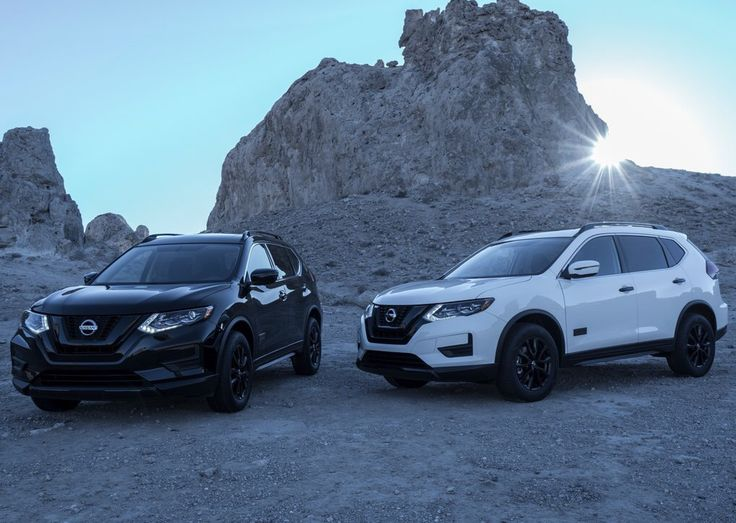 Nissan Rouge One Star Wars Edition