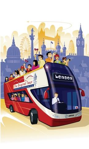 Original London Sightseeing Tour - Premier London Bus Tours