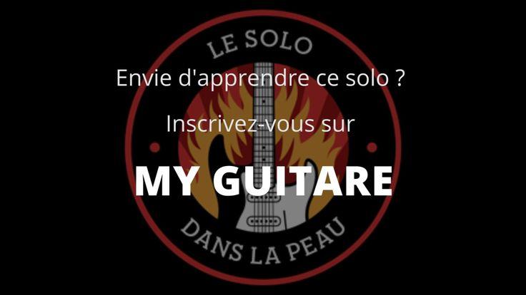 Thunderstruck de AC DC et Are you gonna go my way de Lenny Kravitz à la Guitare
