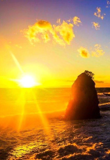 beautiful sunrise on a - photo #30