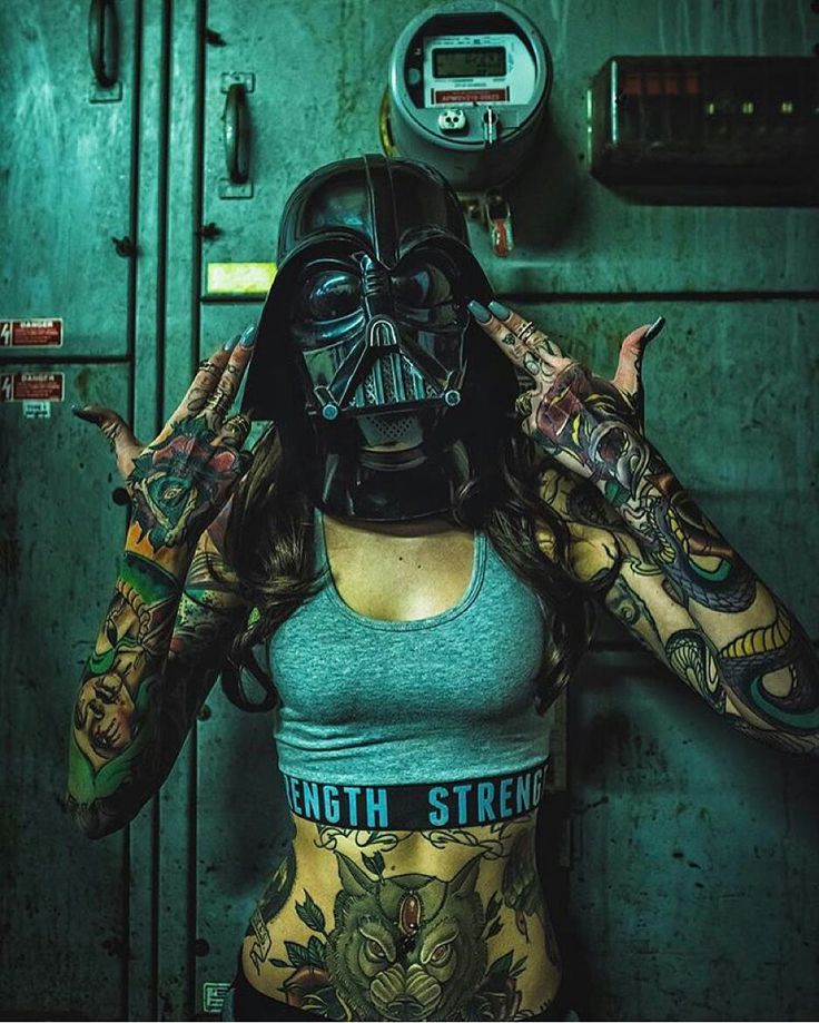 """Sua falta de fé é perturbadora."" #dark #side #darth #vader #star #wars #tattoo #tatuagem #kill #yourself"