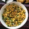 Corn Salsa a la Chipotle | FaveHealthyRecipes.comLa Chipotle, Food Ideas, Corn Salsa