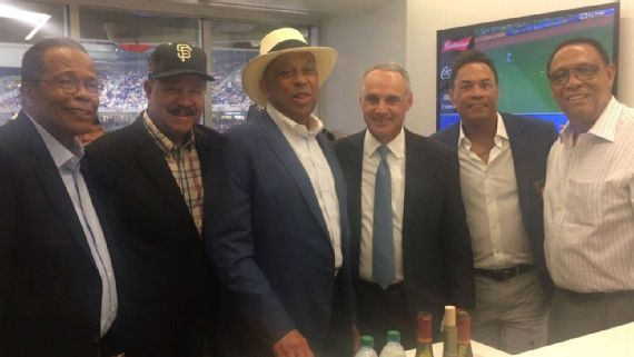 Manfred: ''Estamos comprometidos con Clásico Mundial de Béisbol''