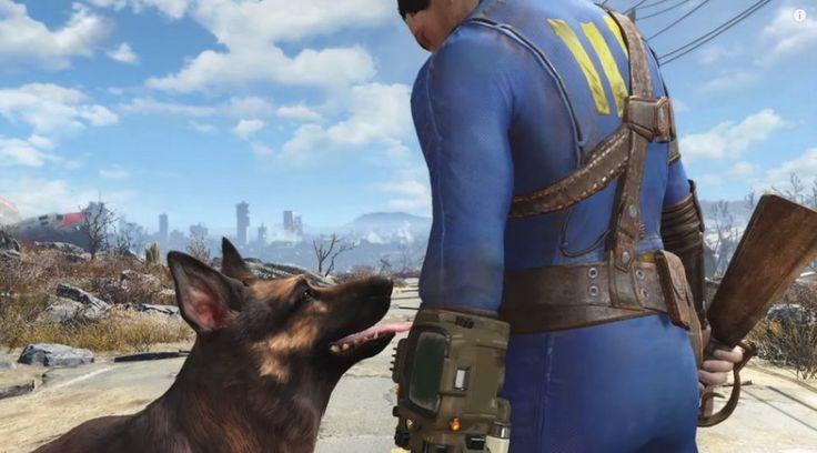 Fallout4 :Επιτέλους έρχεται και με το σκύλο παρέα! [Video]