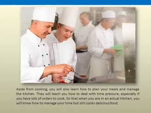 Why You Should Study Commercial Cookery in Perth? - YouTube