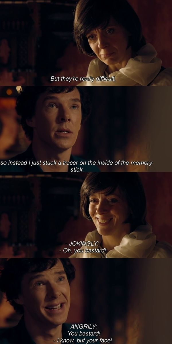 4.01 The six Thatchers Sherlock/Mary