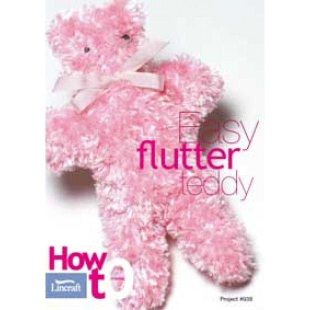 Easy Flutter Teddy-