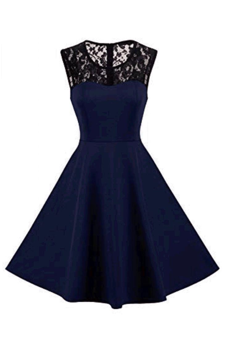 Damen Kleid #damen #kleid  Kleider damen, Schöne kleider, Kleider