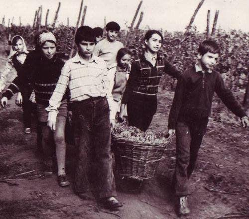 Imagini dramatice care surprind una din cele mai cumplite perioade din istoria României
