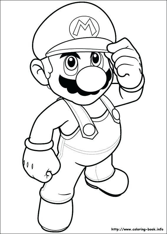 Coloring Pages Of Mario Super Mario Coloring Pages Mario Coloring Pages Cool Coloring Pages