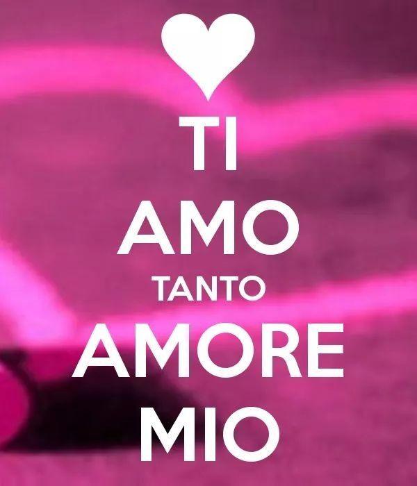 Tiamo Amore Molto Foto Tiamo Amore Immagine Frasi D Amore