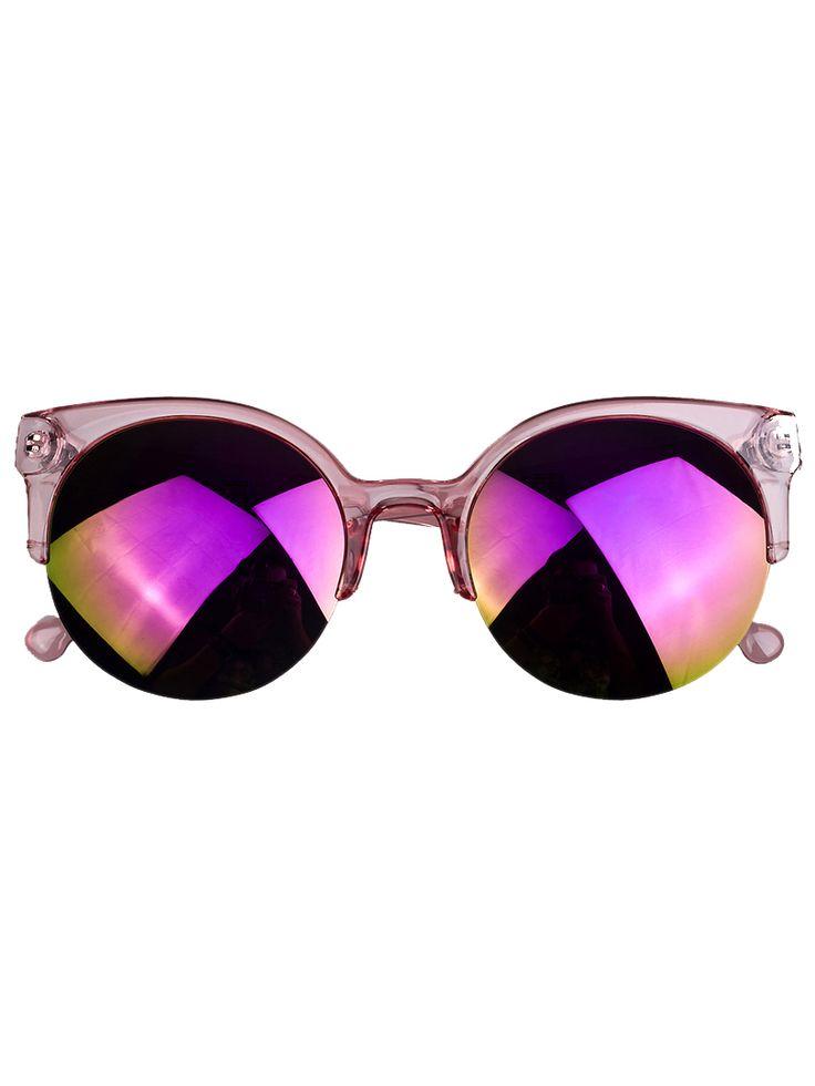 Half Frame Round Eyeglasses : 275 best images about Eyewear* on Pinterest Eyewear, Ray ...