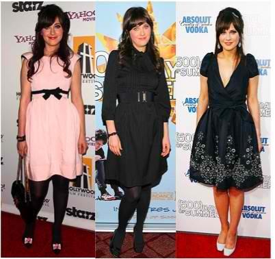Best Zooey dresses