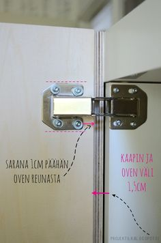 DIY plywood doors for Ikea EXPEDIT shelf - IKEA Hackers - IKEA Hackers