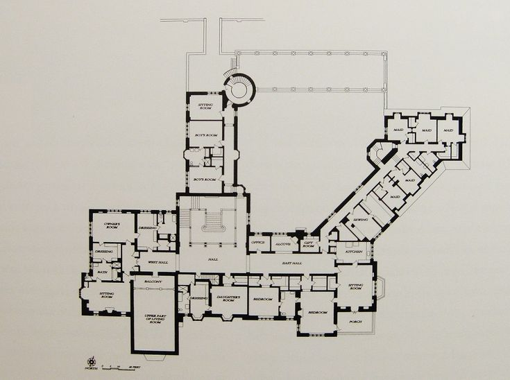 Greystone mansion second floor plan the gilded age for Greystone homes floor plans