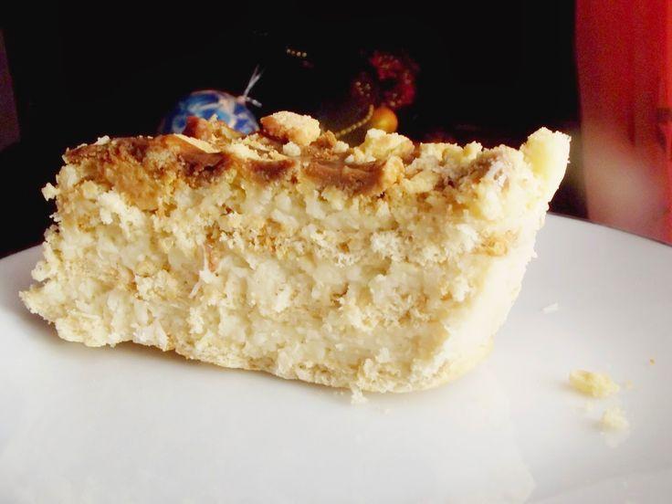 Rafaello na krakersach - ciasto bez pieczenia ~ Kreatywnym Okiem