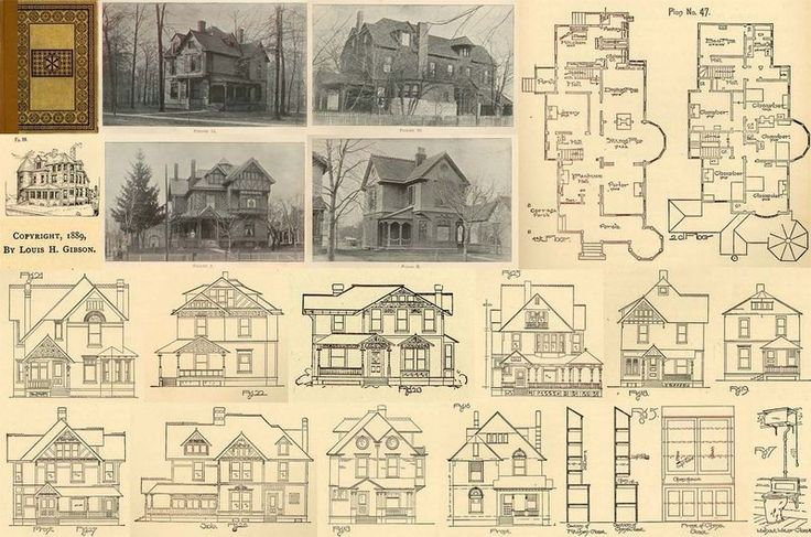 Victorian era house design