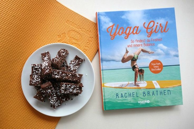 Homemade Bounty Bars from Yoga Girl Rachel Brathen | curlsnchard.com