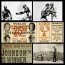 """July 4, 1910: Jack Johnson knocked out Jim Jeffries in a heavyweight boxing match, sparking race riots across the United States. PRE-FIGHT: In 1910, former undefeated heavyweight champion James J. Jeffries came out of retirement to challenge Johnson. The beloved former champion said, """"I am going int...July 4, 1910: Jack Johnson knocked out Jim Jeffries in a heavyweight boxing match, sparking race riots across the United States. PRE-FIGHT: In 1910, former undefeated heavyweight champion James…"""