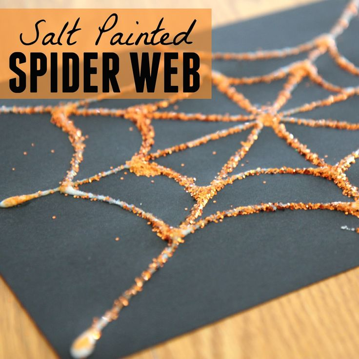 my kids love spiders and spider webs we spend a lot of time by the - Preschool Crafts For Halloween