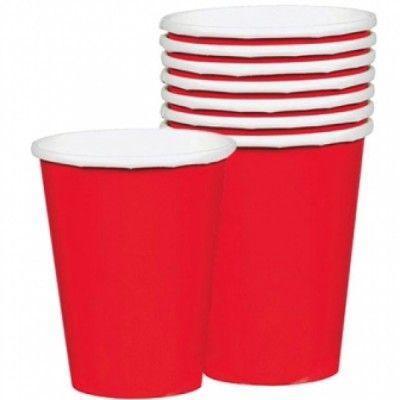 Rode feestartikelen bij Tuf-Tuf.NL