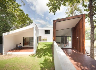 Mae Kao Canal House by EKAR & Full Scale Studio Location: Mueang Chiang Mai District, Chiang Mai, #Thailand