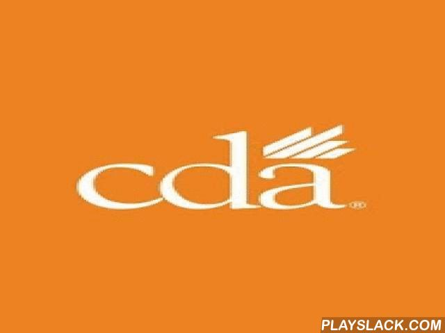 CDA (California Dental Assoc)  Android App - playslack.com , One app. Everything CDA. Imagine one place where you can get all of your CDA news, access practice support information and plan your experience at CDA Presents The Art and Science of Dentistry. That's the beauty of the easy-to-use CDA app. • Access CDA Presents show schedules, speaker bios, real-time updates from the convention floor, maps, even information on local hotels, restaurants and attractions. • Get the latest news about…