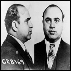 the life and accomplishments of al capone essay Torrio offered al and his brother positions  and afterwards abandoned his life of crime capone inherited the  for more on al capone, including.