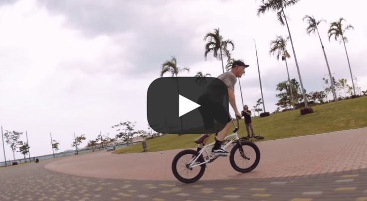 The KINK BMX team took a trip out to Panama City which resulted in this AMAZING video being produced! This is a MUST WATCH for anyone who loves BMX.