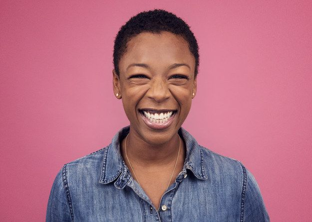 Seriously, how adorable is she? -Samira Wiley's Opinion On 21 Random Things