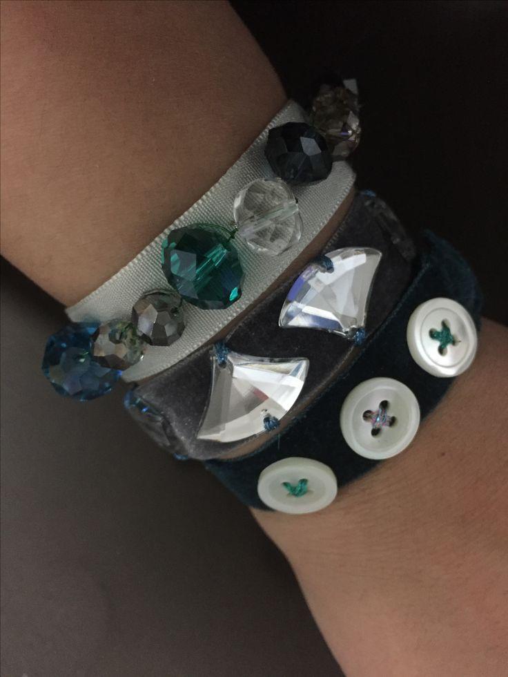 Handmade bracelet:)