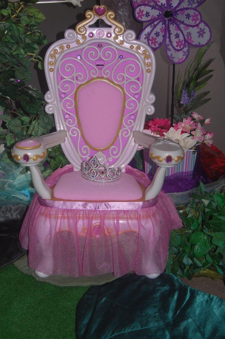 Princess Throne Princess Cumplea 241 Os De Princesa Disney