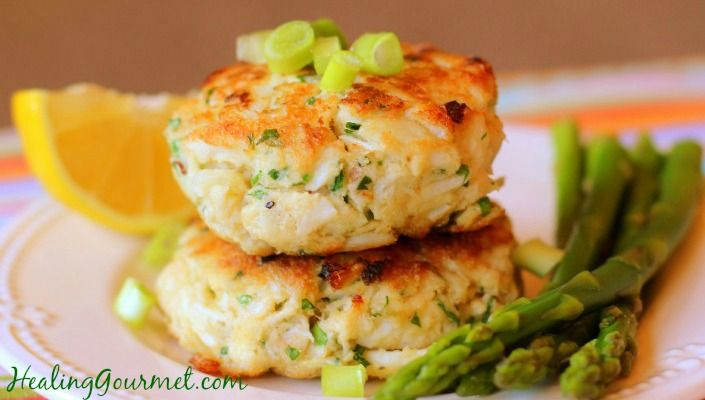 Learn how to make delicious,restaurant-style Paleo crab cakes using lump crab and a secret ingredient. On the table in 30 minutes flat!