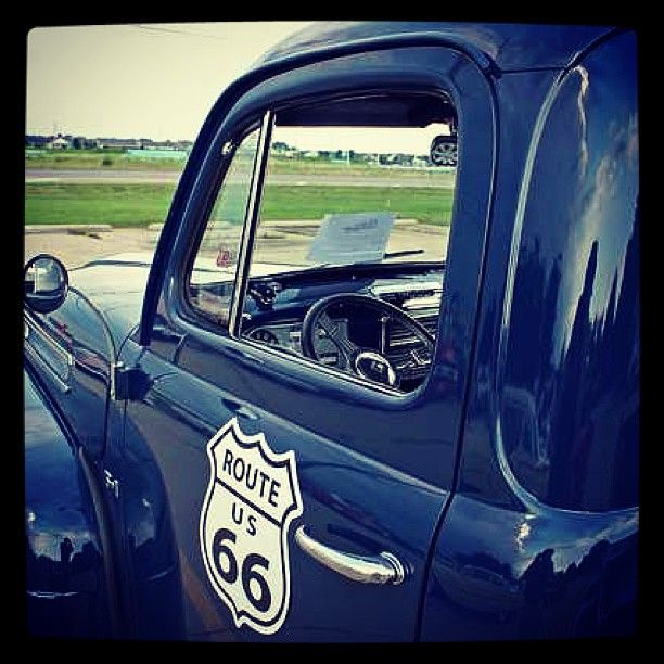 #FordTruck #Route66