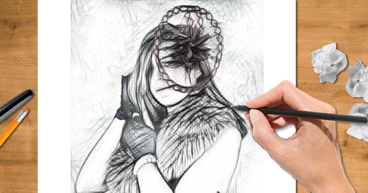 Dovoľ nám nakresliť osobu, ktorá na teba práve teraz myslí!