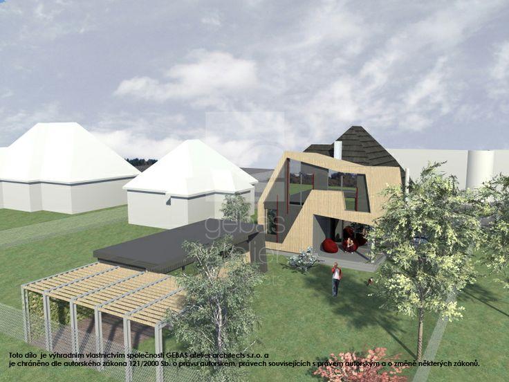 ODVODY PARDUBICE / FAMILY HOUSE PARDUBICE